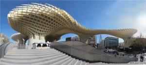Mies van der Rohe - Espacio_Parasol_Sevilla21