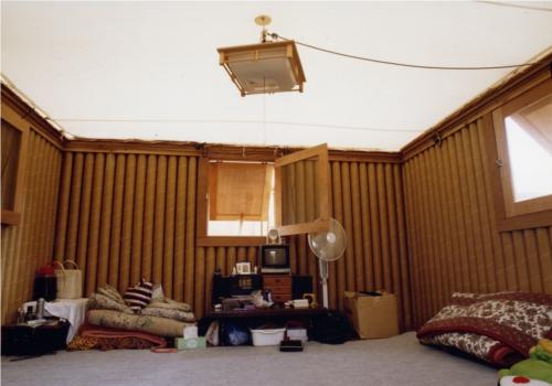 Paper Log House2,