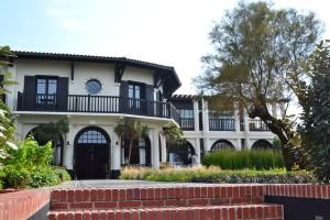 Duża willa, dom