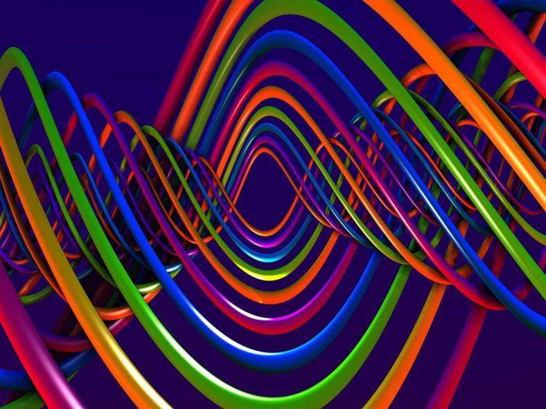 Kolorowe tworzywa sztuczne